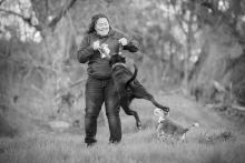 Rebecca Hoffman Sirius Dog Training